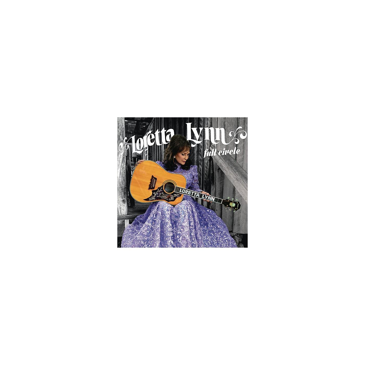 Alliance Loretta Lynn - Full Circle (CD) thumbnail