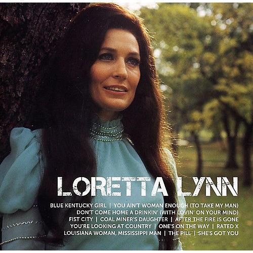 Alliance Loretta Lynn - Icon (CD) thumbnail
