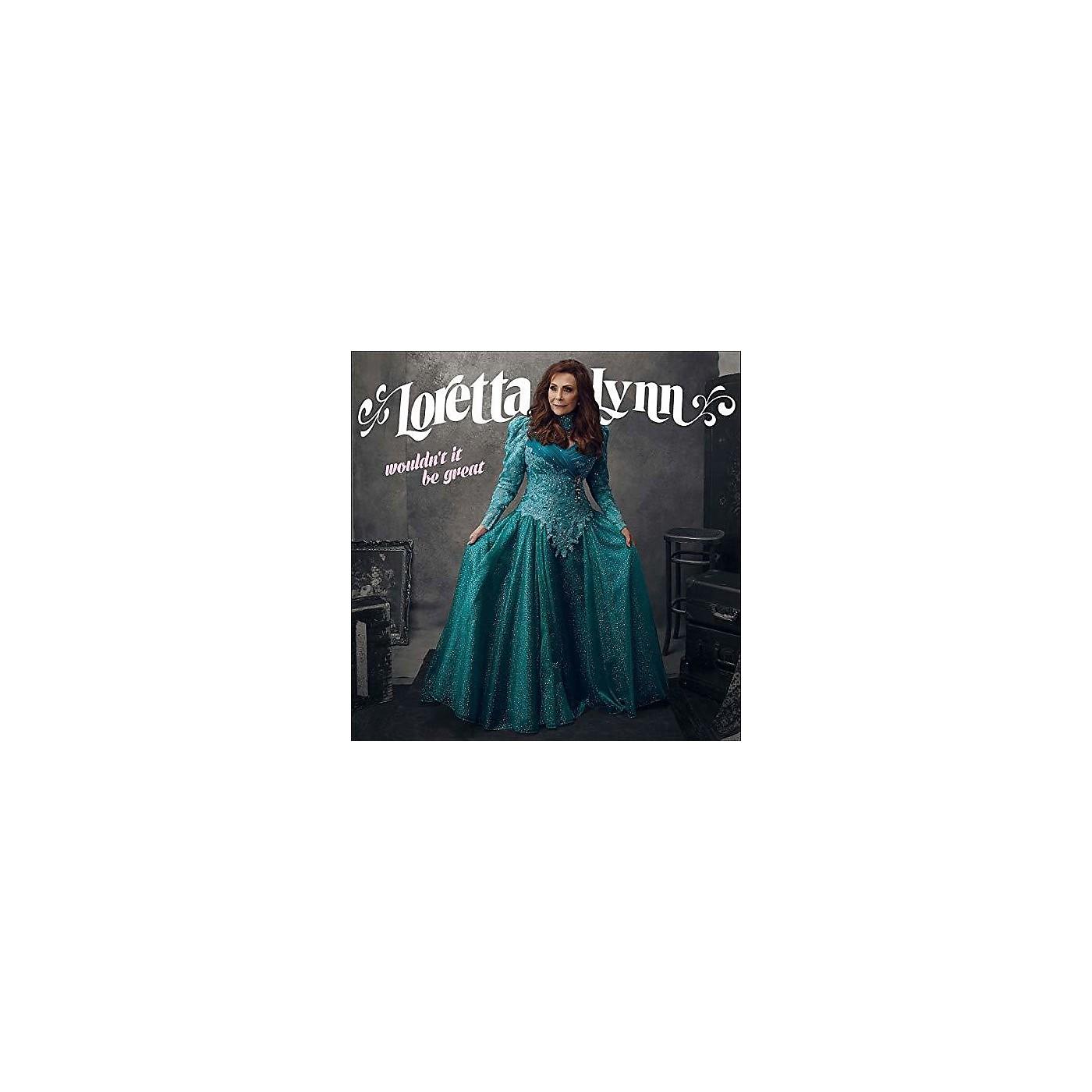 Alliance Loretta Lynn - Wouldn't It Be Great thumbnail