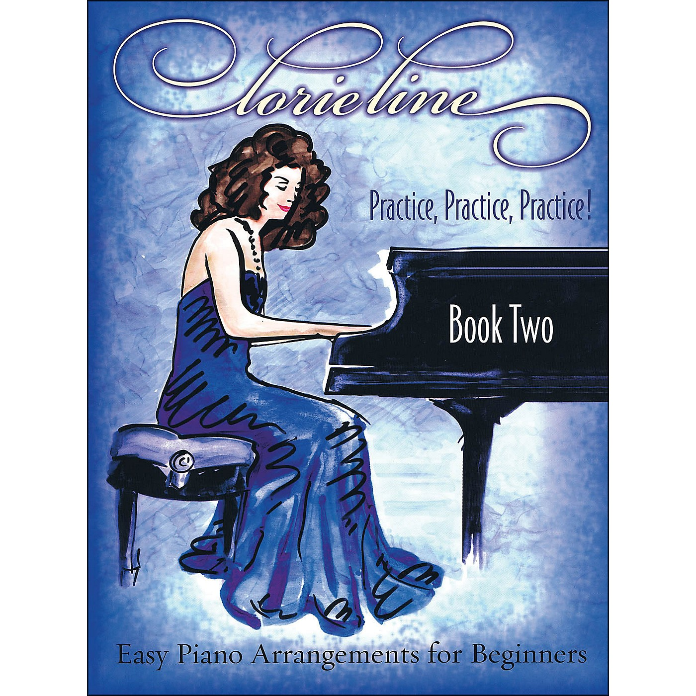 Hal Leonard Lorie Line Practice, Practice, Practice! Book 2 arranged for piano solo thumbnail