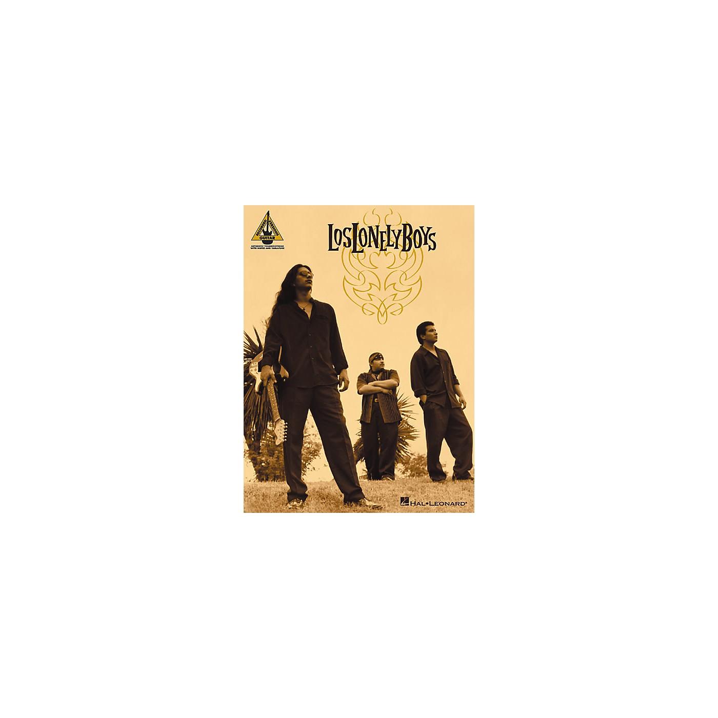 Hal Leonard Los Lonely Boys Guitar Tab Songbook thumbnail