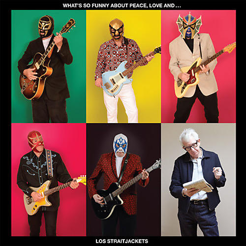 Alliance Los StraitJackets - What's So Funny About Peace Love & Los Straitjacks thumbnail