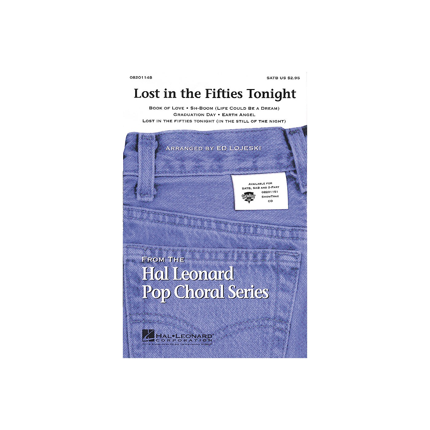 Hal Leonard Lost in the Fifties Tonight (Medley) SATB arranged by Ed Lojeski thumbnail