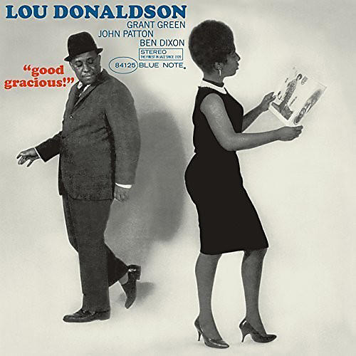 Alliance Lou Donaldson - Good Gracious thumbnail