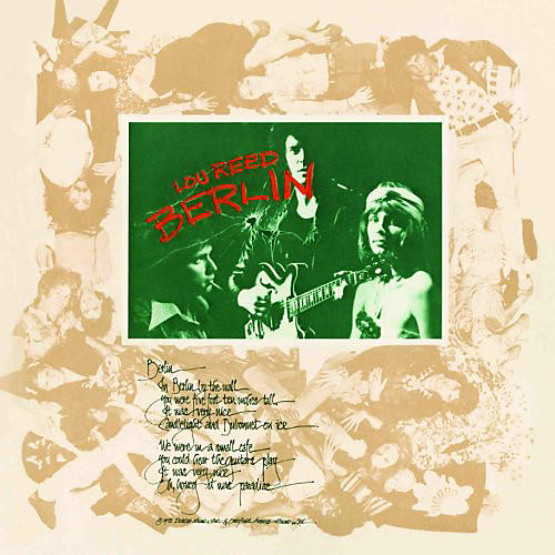 Alliance Lou Reed - Berlin thumbnail