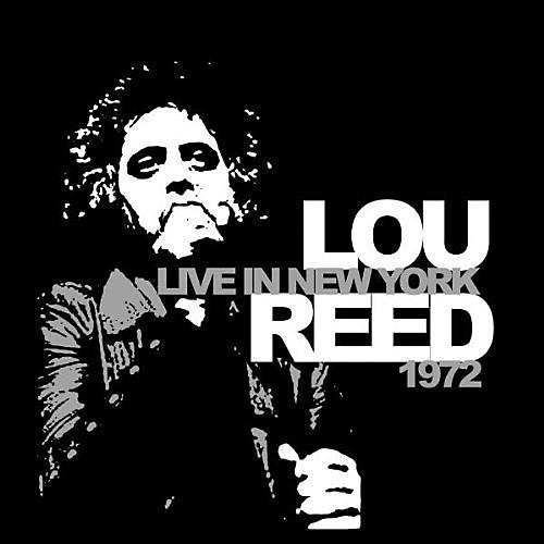 Alliance Lou Reed - Live in New York 1972 thumbnail