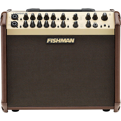 Fishman Loudbox Artist PRO-LBX-600 Acoustic Combo Amp thumbnail
