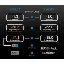 NuGen Audio Loudness Toolkit 2 DSP