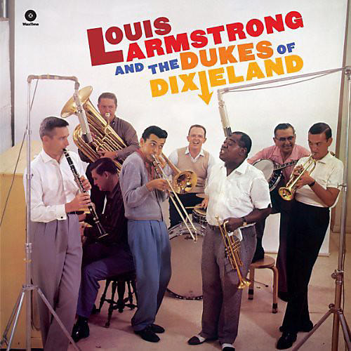 Alliance Louis Armstrong - And the Dukes of Dixieland thumbnail