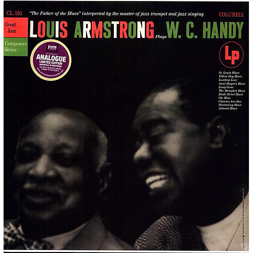 Alliance Louis Armstrong - Louis Armstrong Plays W.C. Handy thumbnail