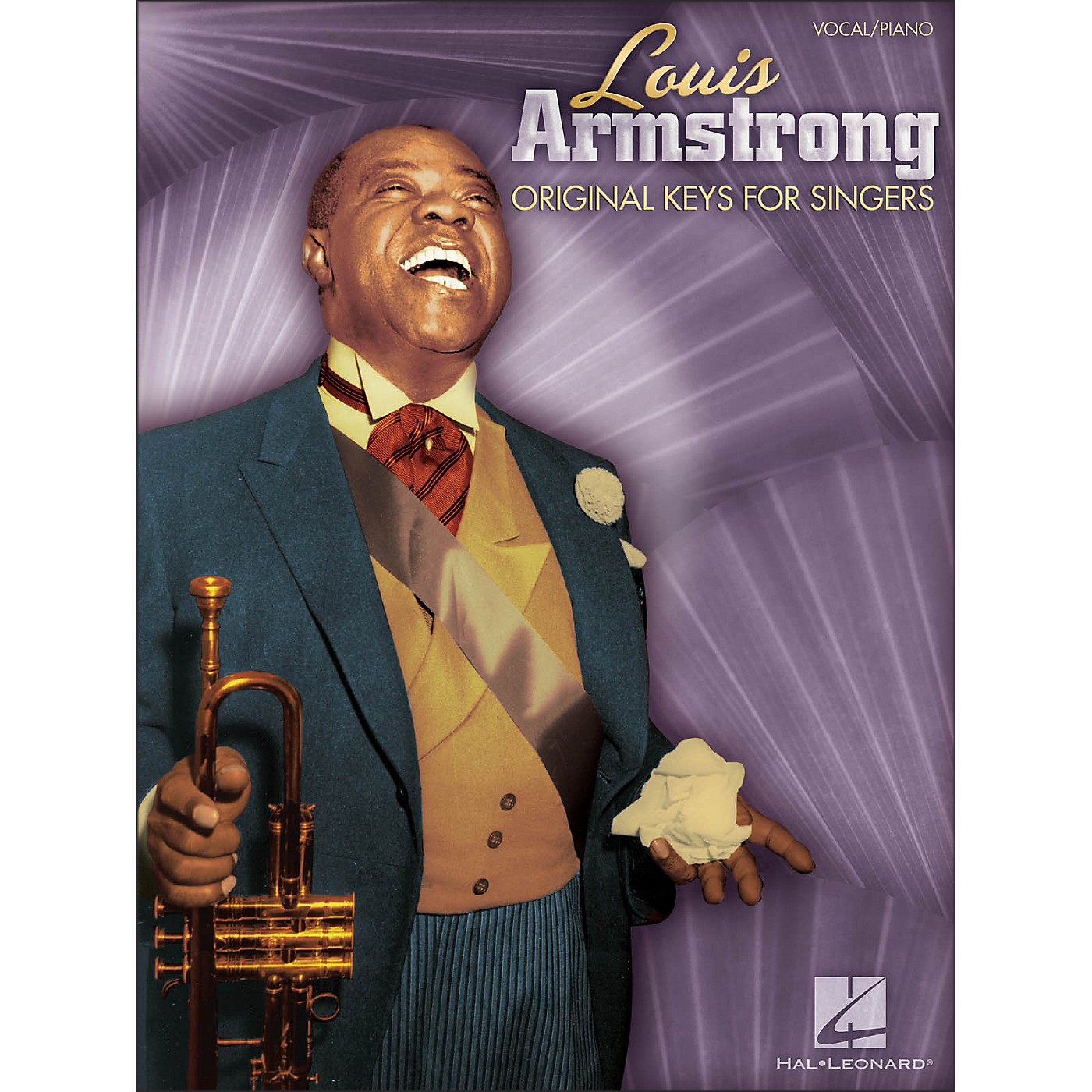 Hal Leonard Louis Armstrong - Original Keys for Singers (Vocal / Piano) thumbnail