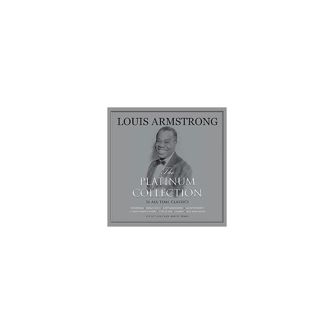 Alliance Louis Armstrong - Platinum Collection thumbnail