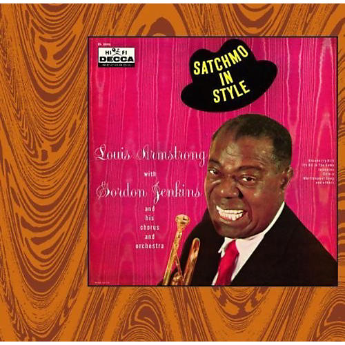 Alliance Louis Armstrong - Satchmo In Style + 2 Bonus Tracks thumbnail
