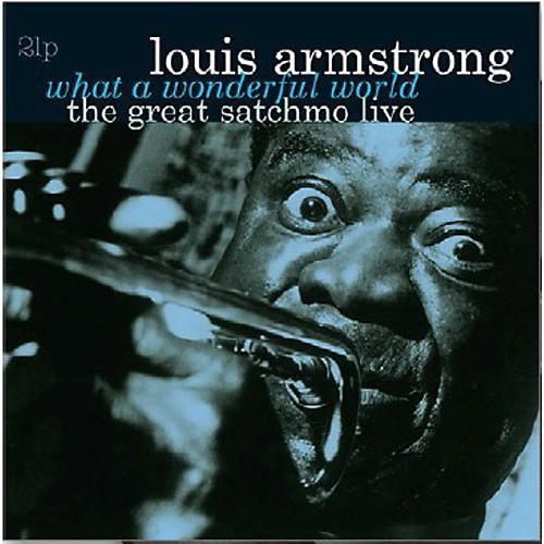 Alliance Louis Armstrong - What a Wonderful World-The Great Satchmo Live thumbnail