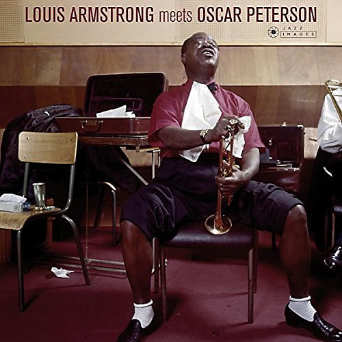 Alliance Louis Armstrong Meets Oscar Peterson thumbnail