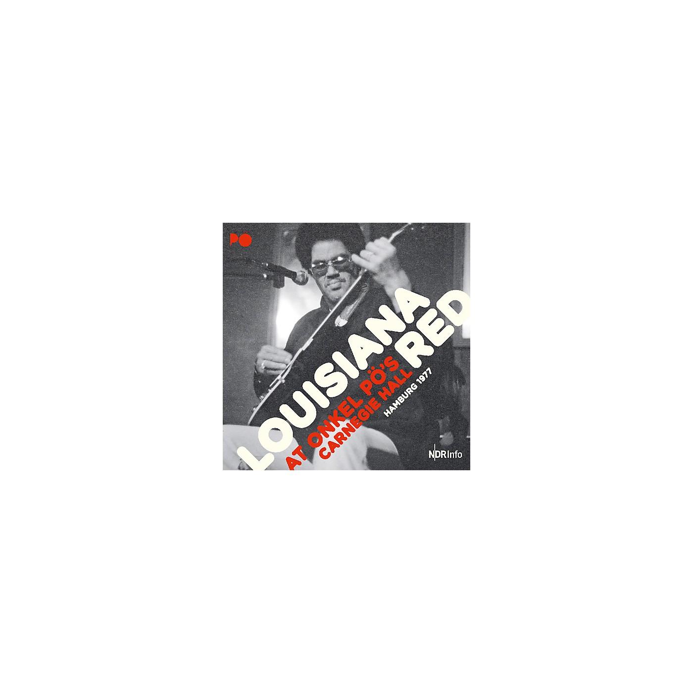 Alliance Louisiana Red - At Onkel Po's Carnegie Hall Hamburg 1977 thumbnail