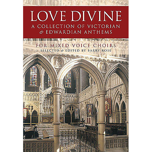 Novello Love Divine (A Collection of Victorian and Edwardian Anthems) SATB thumbnail