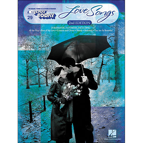 Hal Leonard Love Songs Second Edition E-Z Play 29 thumbnail