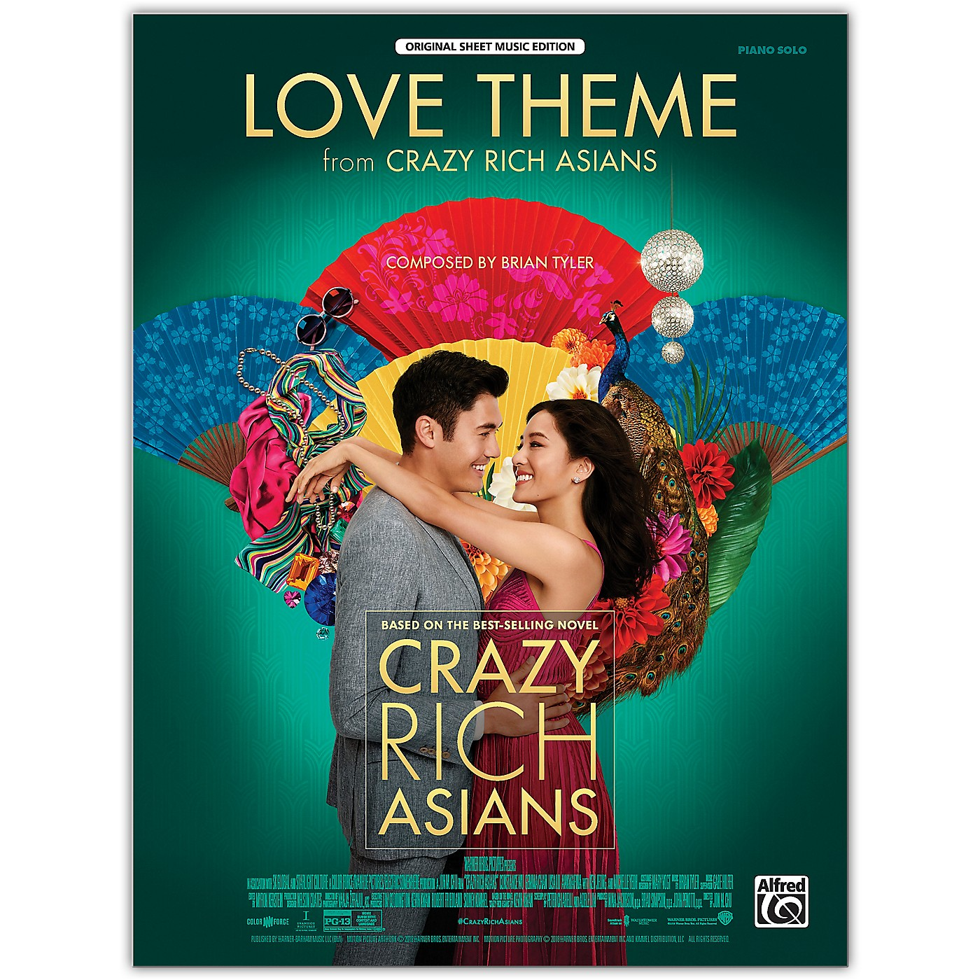 Alfred Love Theme from Crazy Rich Asians Piano Solo thumbnail