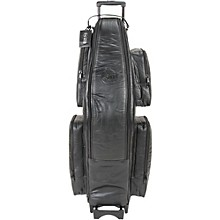 Gard Low Bb Baritone Saxophone Wheelie Bag
