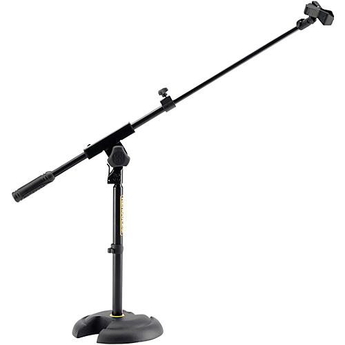 Hercules Stands Low-Profile, Short Microphone Boom Stand thumbnail