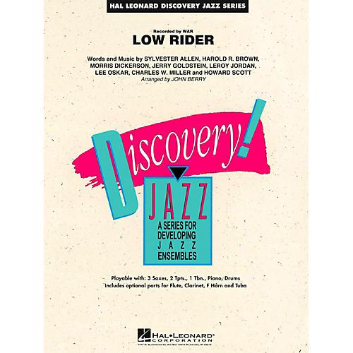 Hal Leonard Low Rider Jazz Band Level 1.5 thumbnail