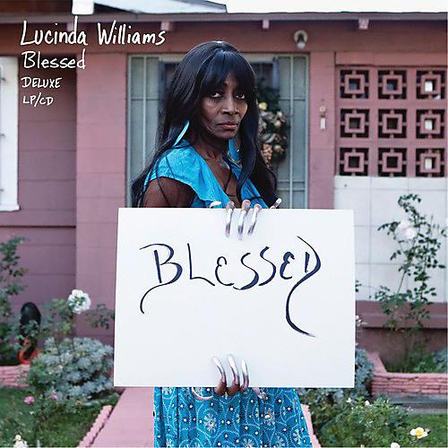 Alliance Lucinda Williams - Blessed [2LP/2CD Combo] thumbnail