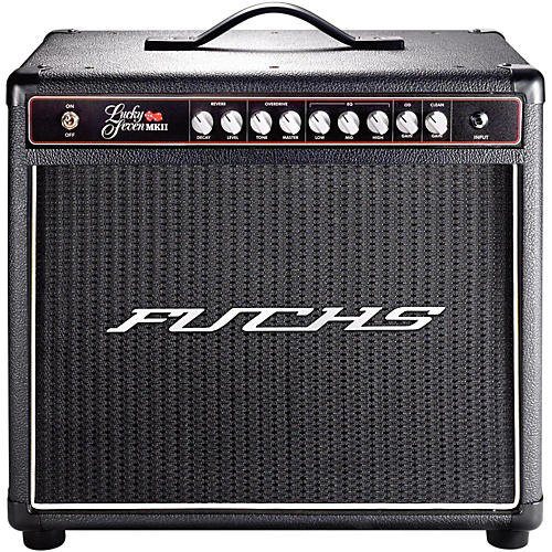 Fuchs Lucky 7W Tube Guitar Combo Mini-Amp thumbnail