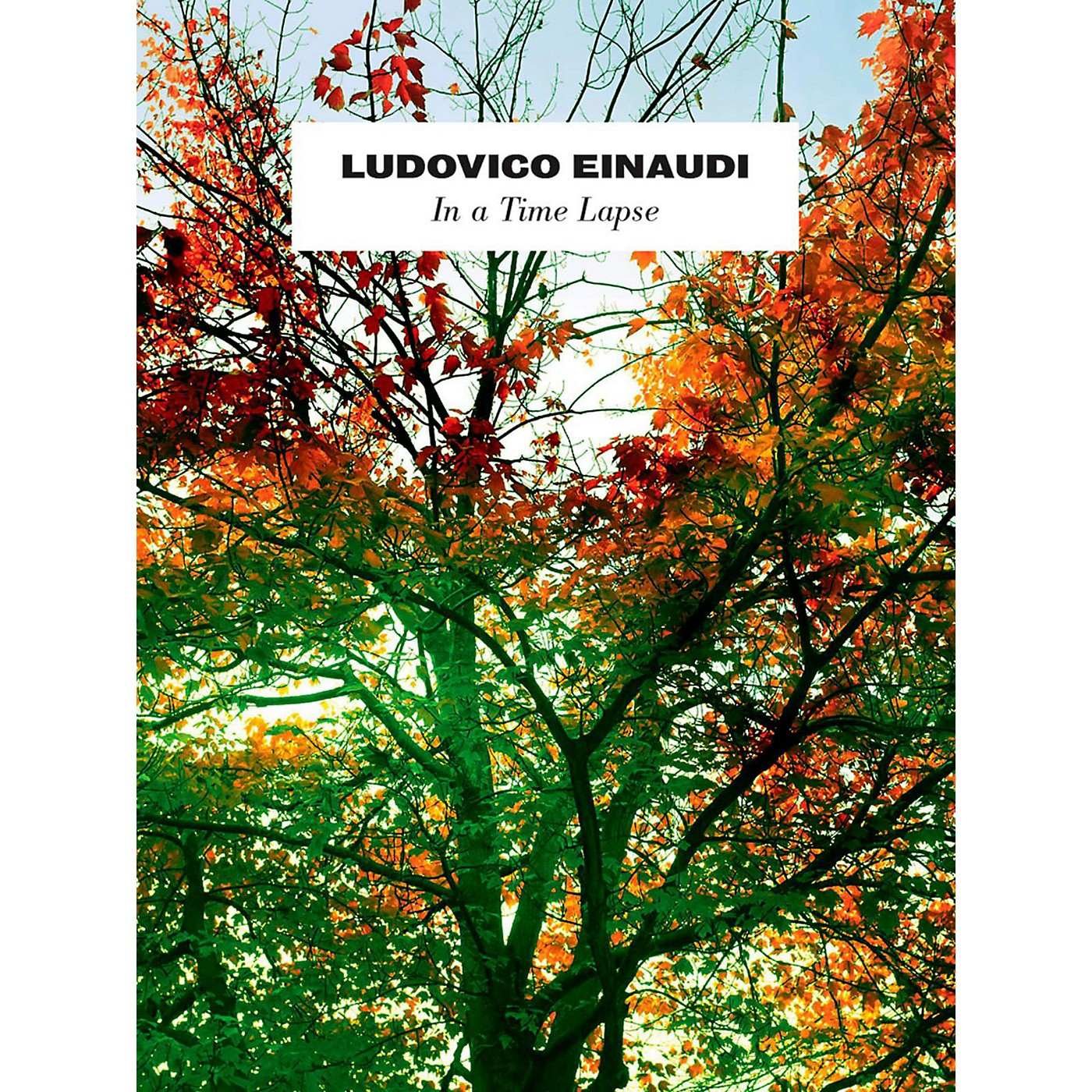 Music Sales Ludovico Einaudi - In A Time Lapse for Piano Solo thumbnail