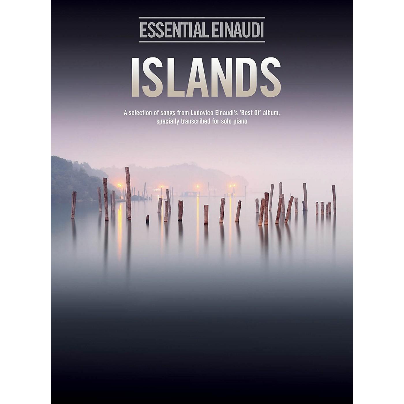Music Sales Ludovico Einaudi - Islands: Essential Einaudi Piano Solo Songbook thumbnail