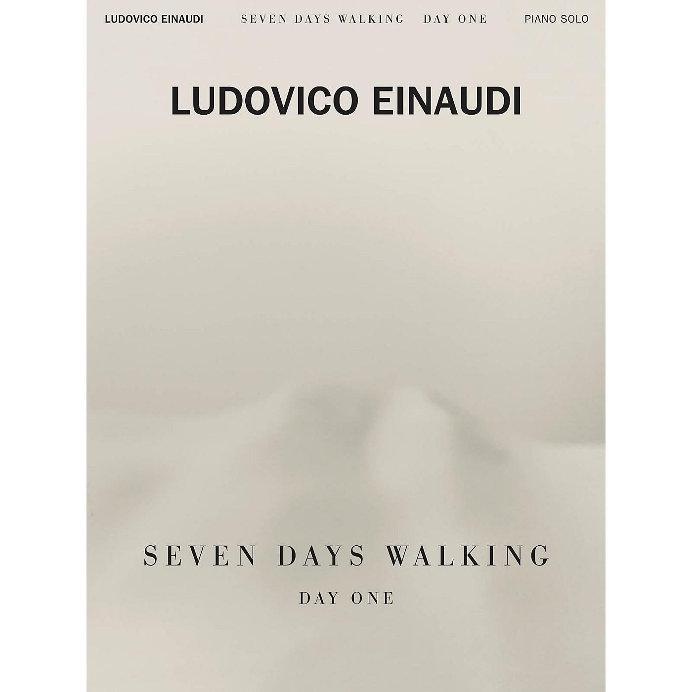 Hal Leonard Ludovico Einaudi - Seven Days Walking: Day One for Piano thumbnail