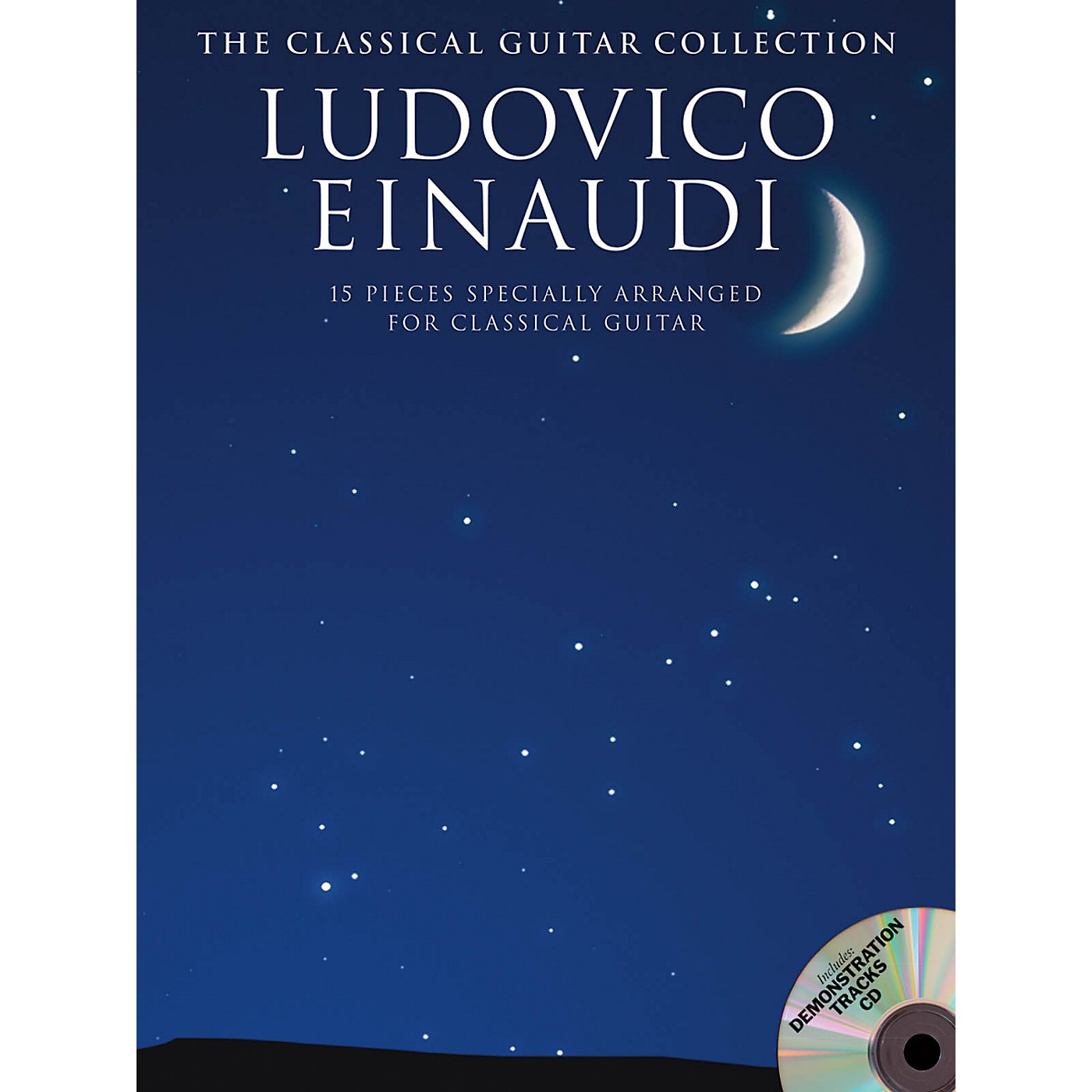 Music Sales Ludovico Einaudi - The Classical Guitar Collection Guitar Series Softcover with CD by Ludovico Einaudi thumbnail