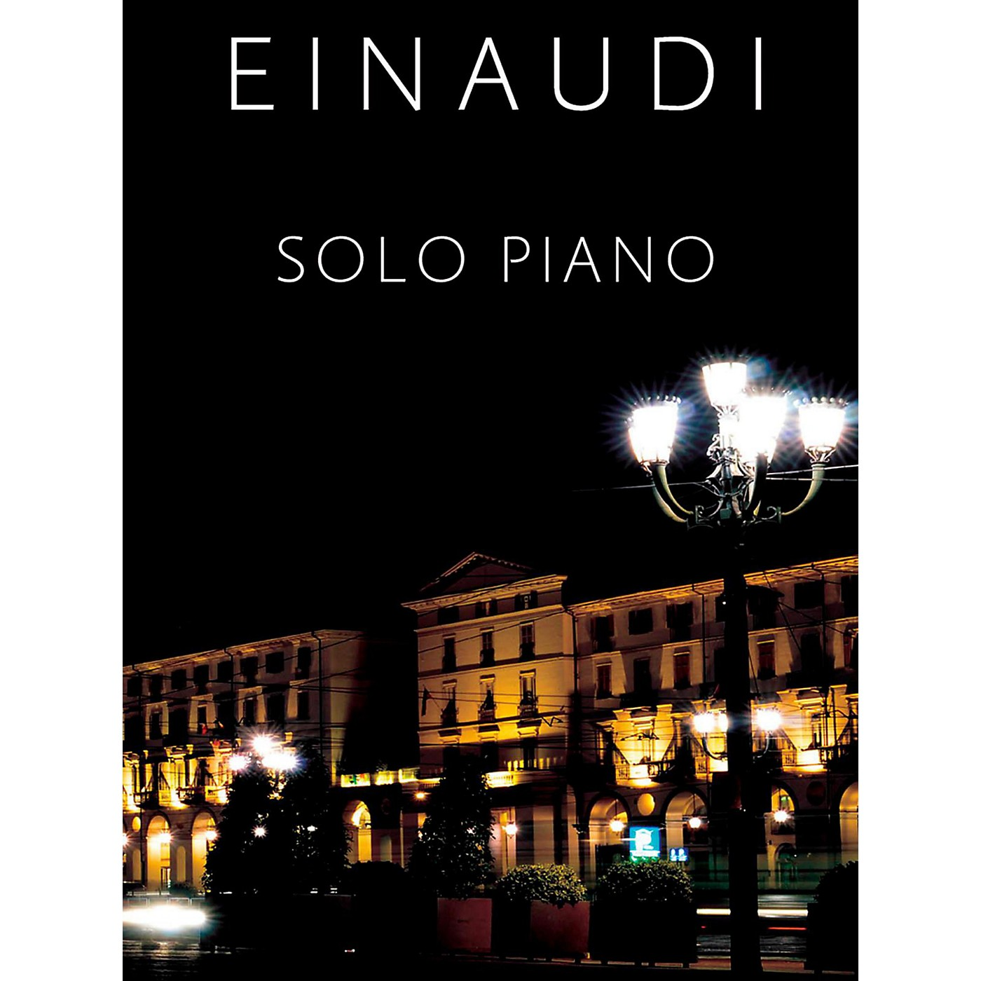 Music Sales Ludovico Einaudi Solo Piano - Hard Cover with Slip Case Package thumbnail
