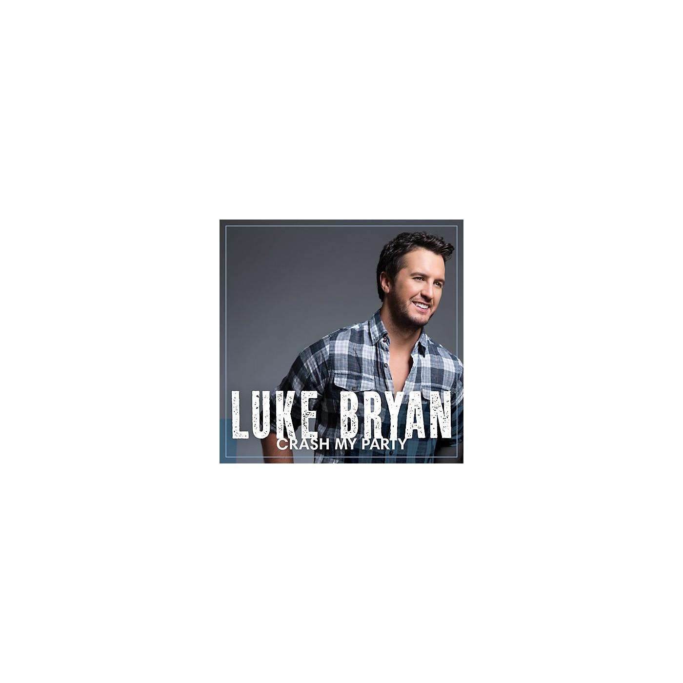 Alliance Luke Bryan - Crash My Party (CD) thumbnail