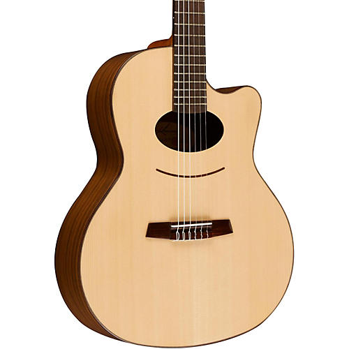 Kremona Lulo Reinhardt Daiman 14 Fret Nylon-String Acoustic-Electric Guitar thumbnail