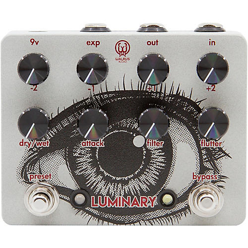 Walrus Audio Luminary Quad Octave Generator V2 Effects Pedal thumbnail