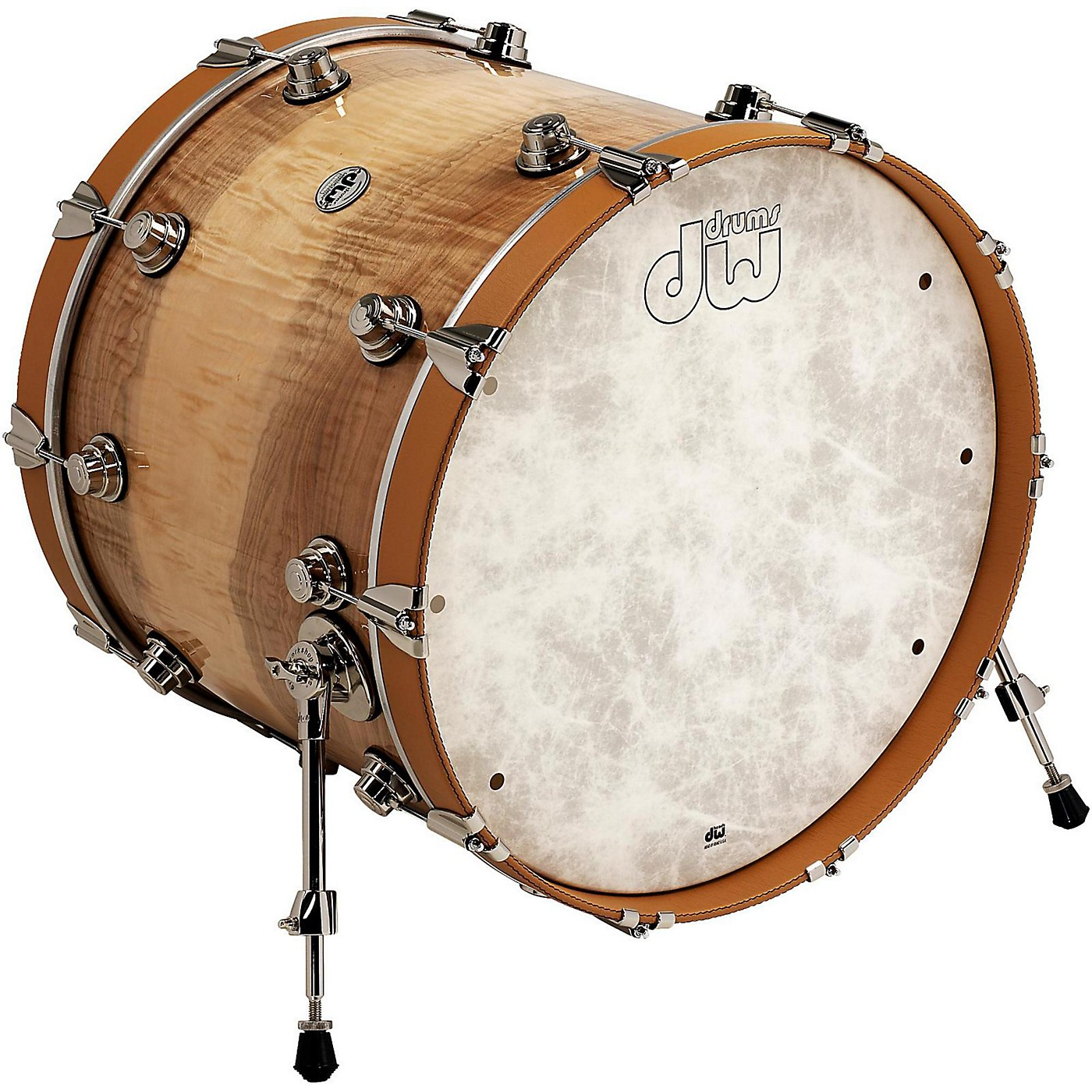 DW Lux Leather Bass Drum Hoop thumbnail