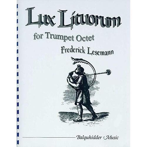 Carl Fischer Lux Litorum Book thumbnail