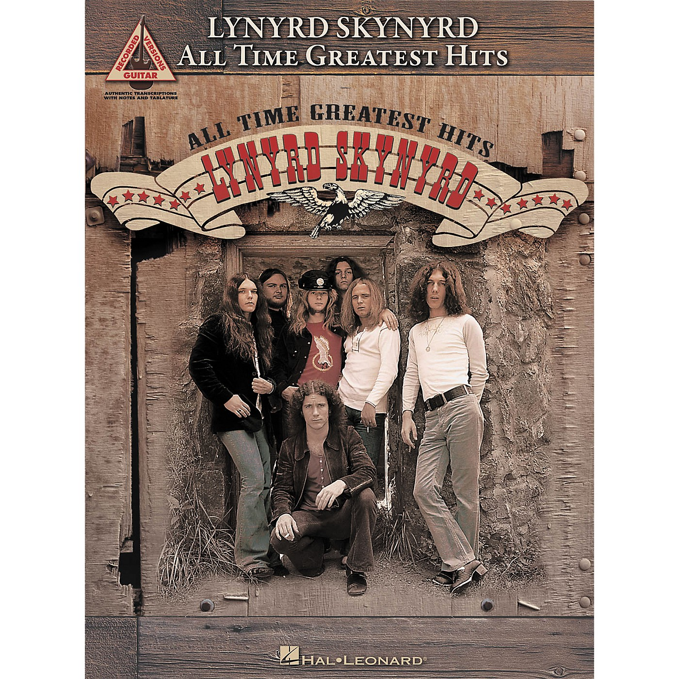 Hal Leonard Lynyrd Skynyrd - All Time Greatest Hits Guitar Tab Songbook thumbnail