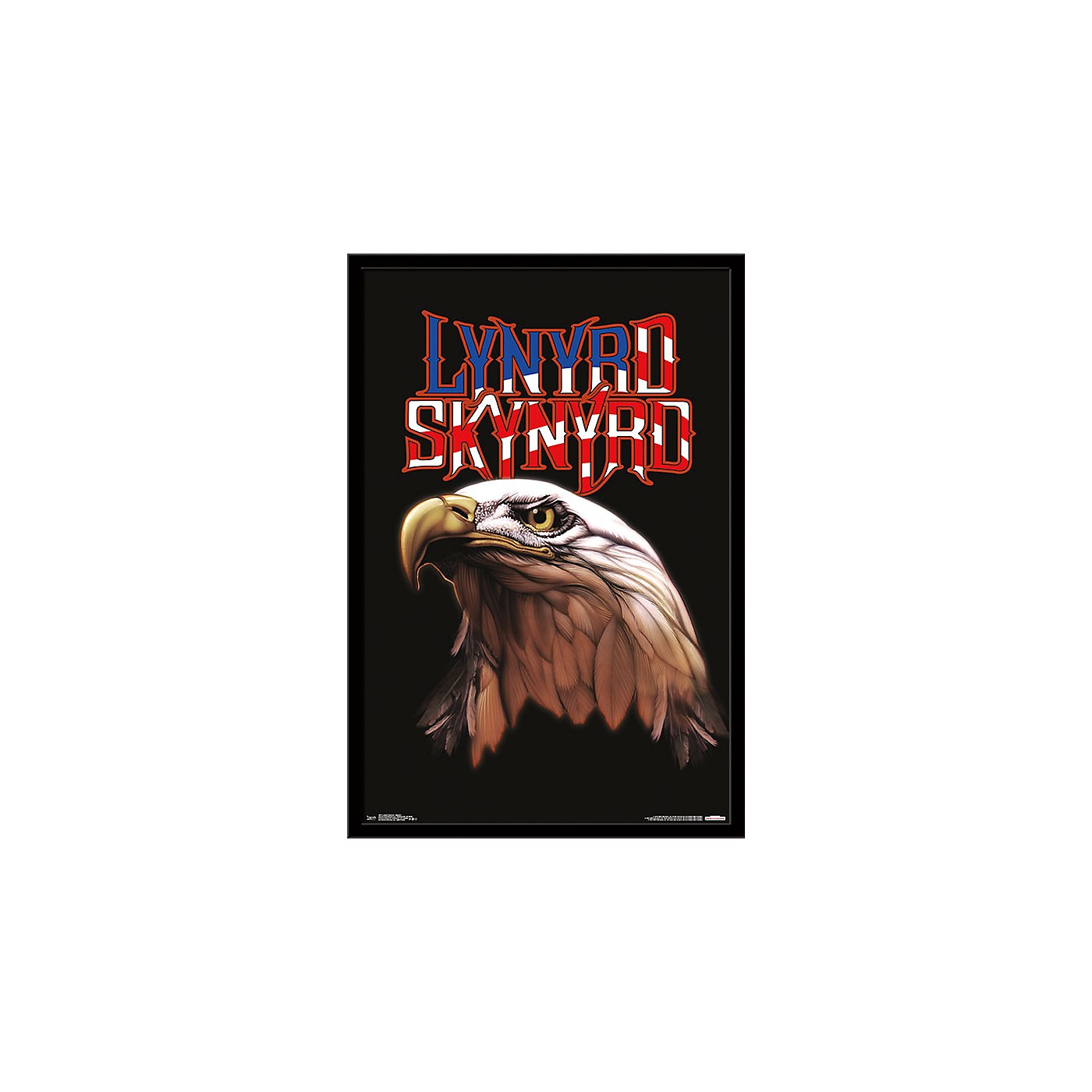 Trends International Lynyrd Skynyrd - Majestic Poster thumbnail