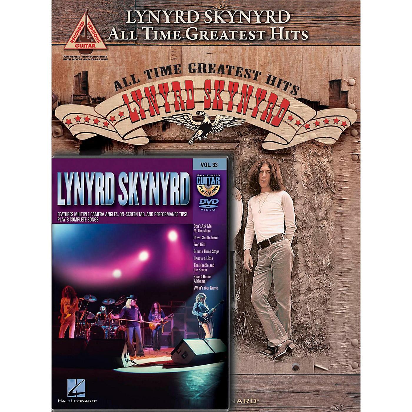 Hal Leonard Lynyrd Skynyrd Guitar Pack thumbnail