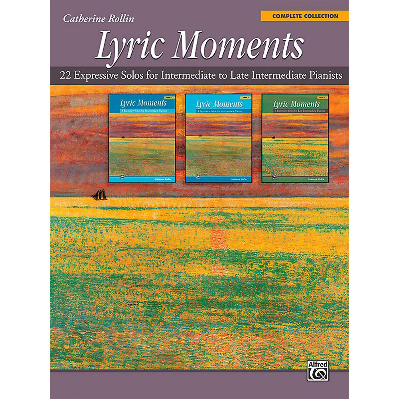 Alfred Lyric Moments: Complete Collection - Intermediate / Late Intermediate thumbnail