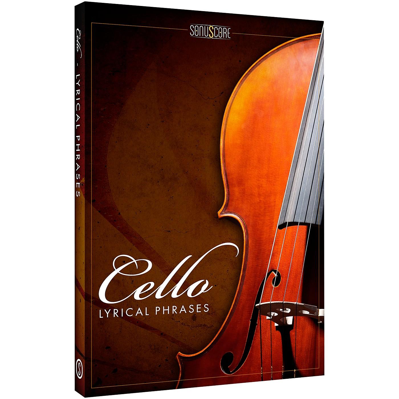 Sonuscore Lyrical Cello Phrases thumbnail