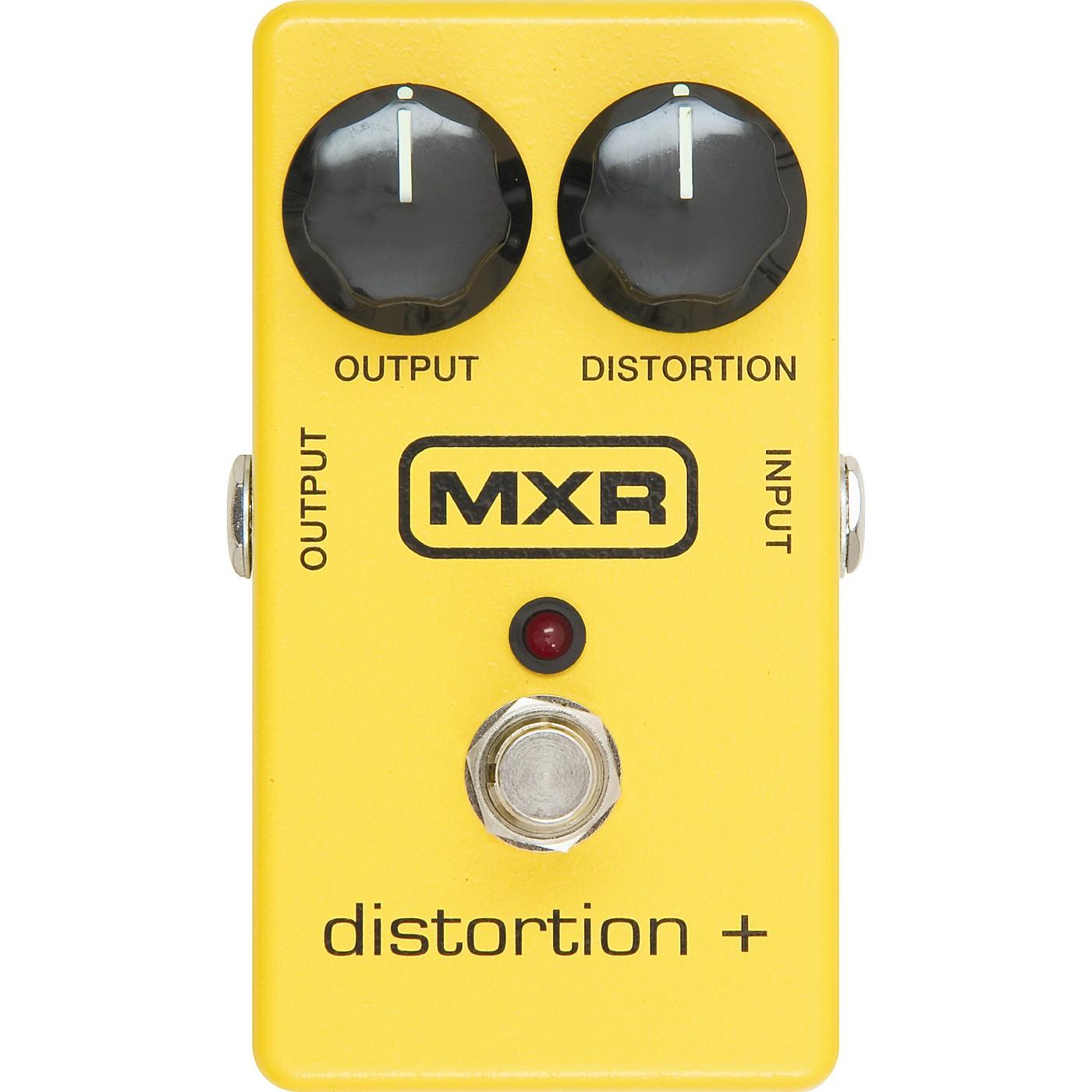 MXR M-104 DISTORTION + Guitar Pedal thumbnail