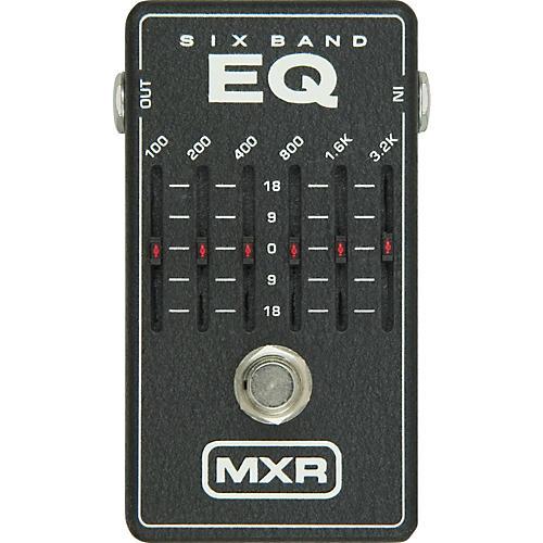 MXR M-109 6-Band Graphic EQ thumbnail