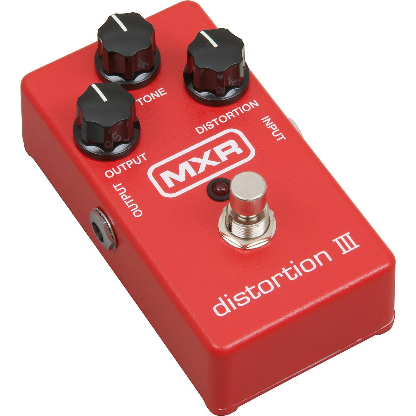 MXR M-115 Distortion III Pedal thumbnail