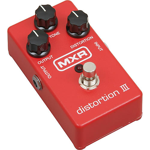 MXR M-115 Distortion III Pedal thumbnail