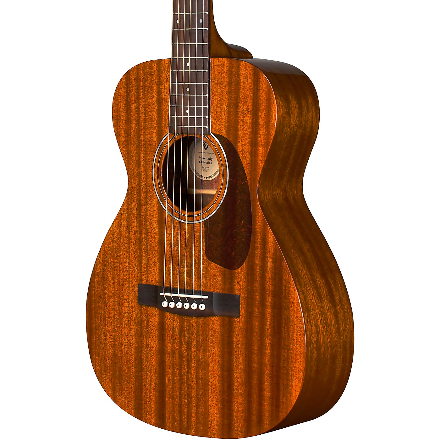 Guild M-120 Westerly Collection Concert Acoustic Guitar thumbnail