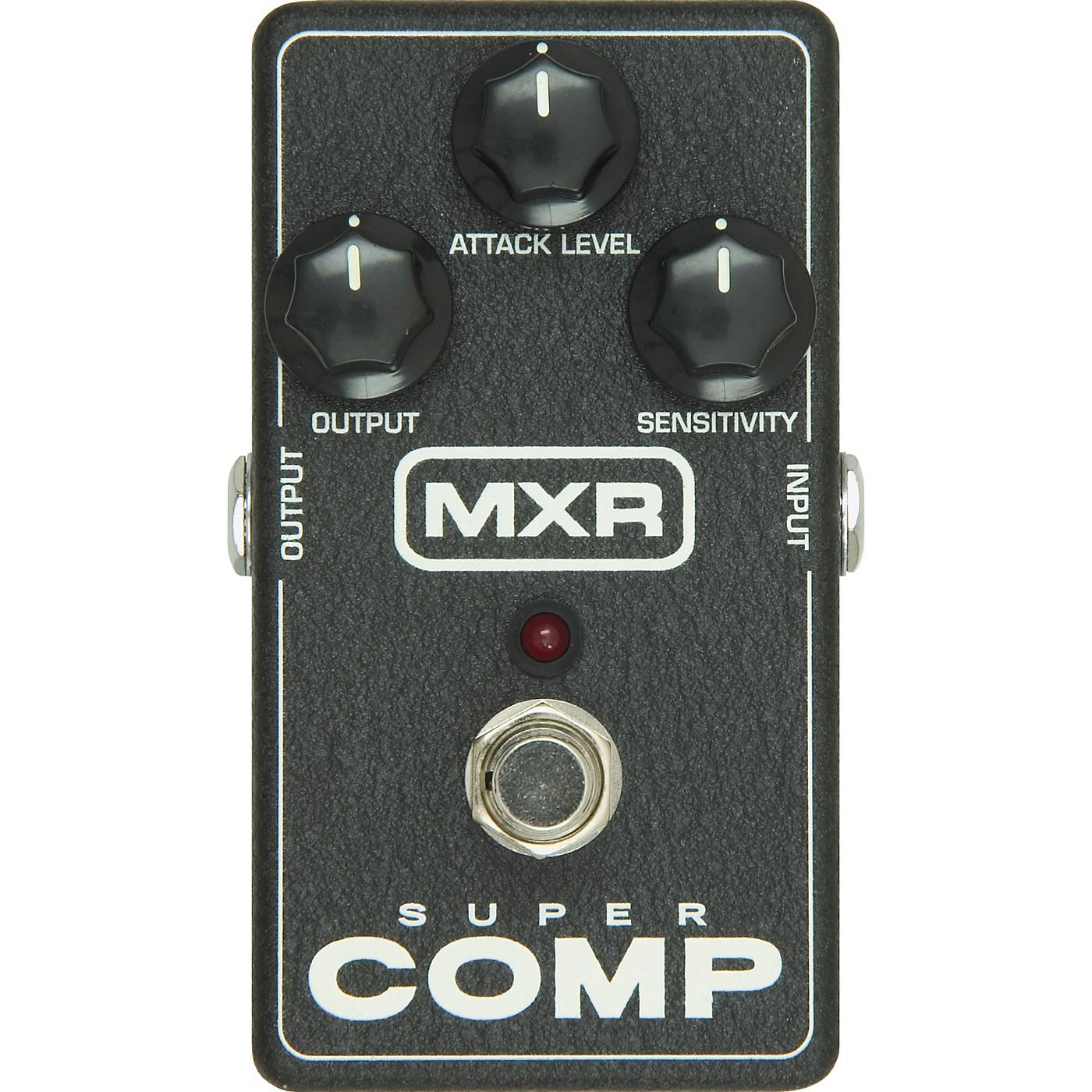 MXR M-132 Super Comp Compressor Pedal thumbnail