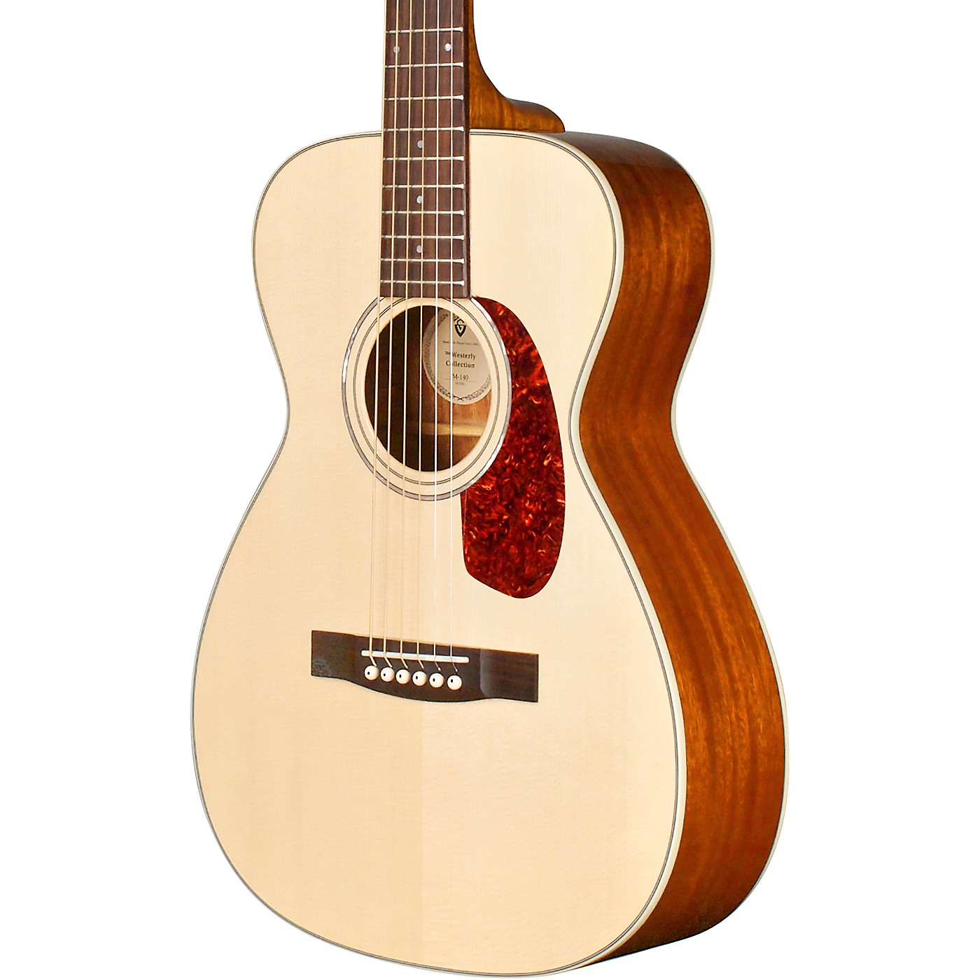 Guild M-140 Westerly Collection Concert Acoustic Guitar thumbnail